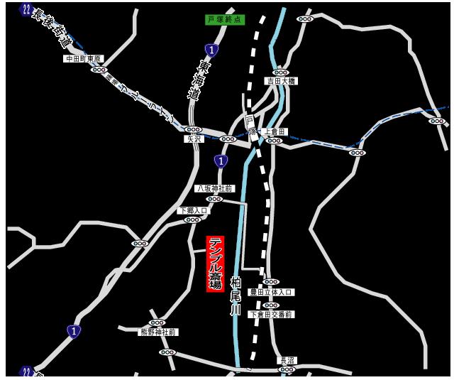 親縁寺テンプル斎場アクセス地図